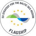 EU strategy for the Baltic Sea Region Flagship logo